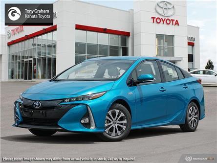 2020 Toyota Prius Prime Upgrade (Stk: 90580) in Ottawa - Image 1 of 23