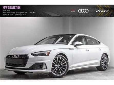 2020 Audi A5 2.0T Komfort (Stk: T18480) in Vaughan - Image 1 of 22