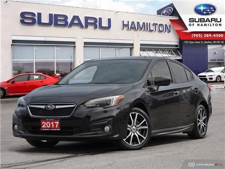 2017 Subaru Impreza Sport (Stk: S8364A) in Hamilton - Image 1 of 27