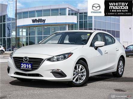 2016 Mazda Mazda3 GS (Stk: P17630) in Whitby - Image 1 of 27