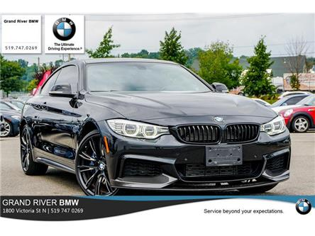 2015 BMW 435i xDrive (Stk: 6383B) in Kitchener - Image 1 of 21