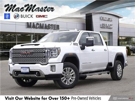 2020 GMC Sierra 2500HD Denali (Stk: 20662A) in Orangeville - Image 1 of 30