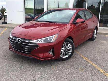 2020 Hyundai Elantra Preferred w/Sun & Safety Package (Stk: H12560) in Peterborough - Image 1 of 19