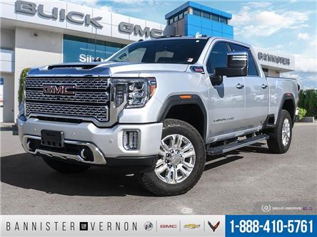 2020 GMC Sierra 3500HD Denali (Stk: 20188A) in Vernon - Image 1 of 26