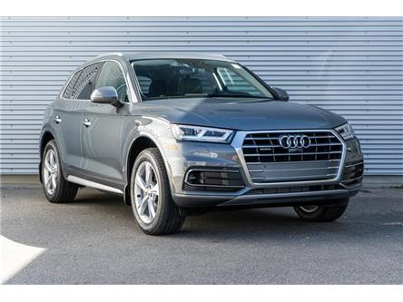 2020 Audi Q5 45 Progressiv (Stk: N5655) in Calgary - Image 1 of 18