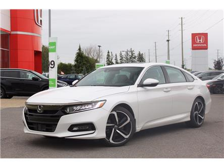 2020 Honda Accord Sport 1.5T (Stk: 200060) in Orléans - Image 1 of 23