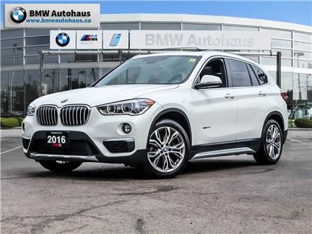 2016 BMW X1 xDrive28i (Stk: P9574) in Thornhill - Image 1 of 29