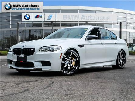 2016 BMW M5 Base (Stk: P9724) in Thornhill - Image 1 of 36