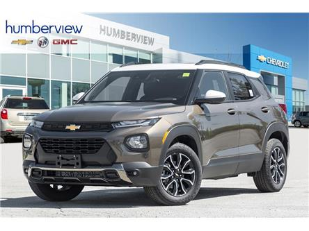 2021 Chevrolet TrailBlazer ACTIV (Stk: 21TB001) in Toronto - Image 1 of 21
