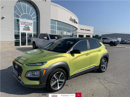 2019 Hyundai Kona 1.6T Trend (Stk: N04693) in Chatham - Image 1 of 24