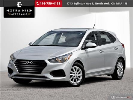 2019 Hyundai Accent Preferred (Stk: SP0433) in North York - Image 1 of 27
