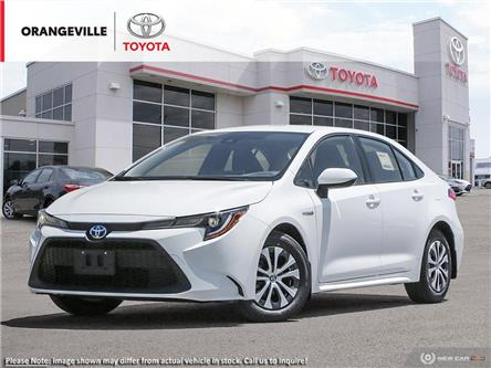 2021 Toyota Corolla Hybrid Base w/Li Battery (Stk: 21011) in Orangeville - Image 1 of 23