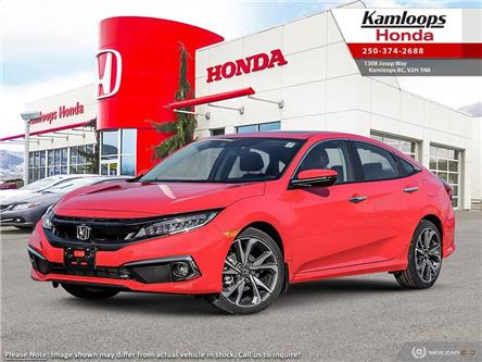 2020 Honda Civic Touring (Stk: N15058) in Kamloops - Image 1 of 23