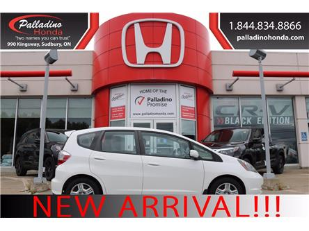 2012 Honda Fit LX (Stk: 22527A) in Greater Sudbury - Image 1 of 27