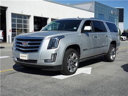 2019 Cadillac Escalade ESV Premium Luxury (Stk: 9004450) in Langley City - Image 1 of 6