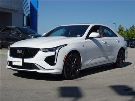 2020 Cadillac CT4 Sport (Stk: 0210600) in Langley City - Image 1 of 6