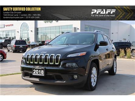 2018 Jeep Cherokee North (Stk: LC8356) in London - Image 1 of 20