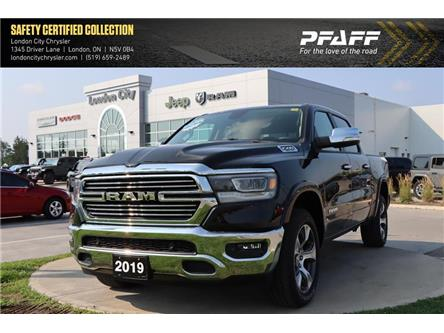 2019 RAM 1500 Laramie (Stk: LC9008) in London - Image 1 of 22