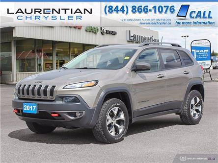 2017 Jeep Cherokee Trailhawk (Stk: 20359A) in Sudbury - Image 1 of 28