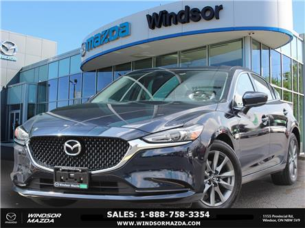 2018 Mazda MAZDA6 GS (Stk: PR2421) in Windsor - Image 1 of 25