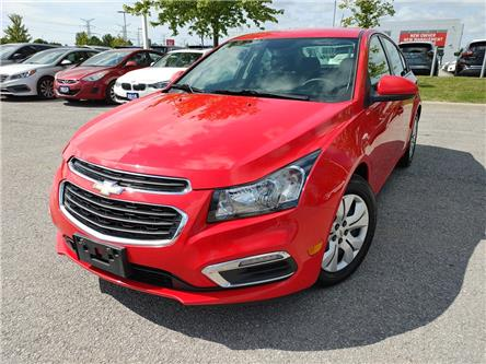 2015 Chevrolet Cruze 1LT (Stk: 20517A) in Clarington - Image 1 of 8