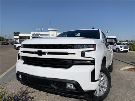 2020 Chevrolet Silverado 1500 RST (Stk: LZ335075) in Calgary - Image 1 of 29