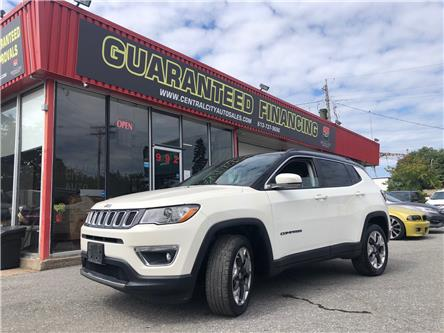 2018 Jeep Compass Limited (Stk: Jeep) in Ottawa - Image 1 of 16