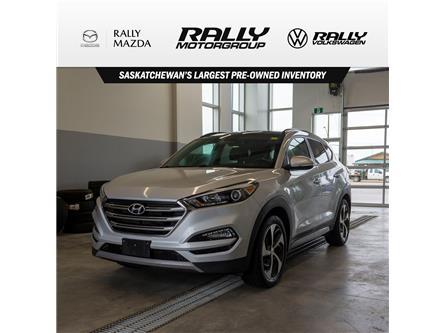 2017 Hyundai Tucson SE (Stk: V1250) in Prince Albert - Image 1 of 16