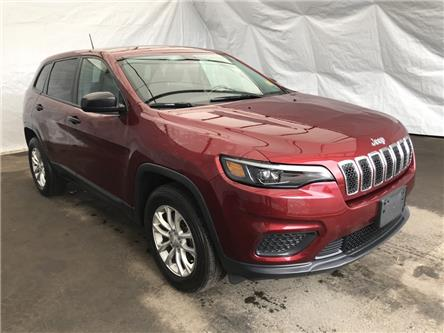 2019 Jeep Cherokee Sport (Stk: 1918101) in Thunder Bay - Image 1 of 7