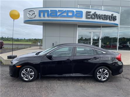 2016 Honda Civic LX (Stk: 22392) in Pembroke - Image 1 of 3