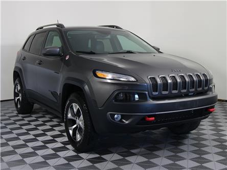 2018 Jeep Cherokee Trailhawk (Stk: 201056A) in Moncton - Image 1 of 24