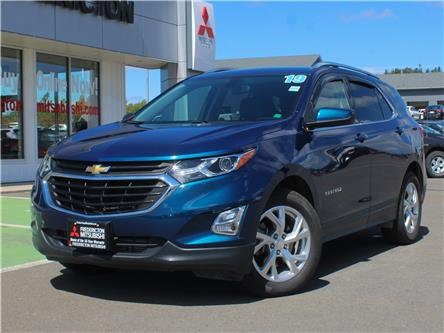 2019 Chevrolet Equinox LT (Stk: 201119A) in Fredericton - Image 1 of 14