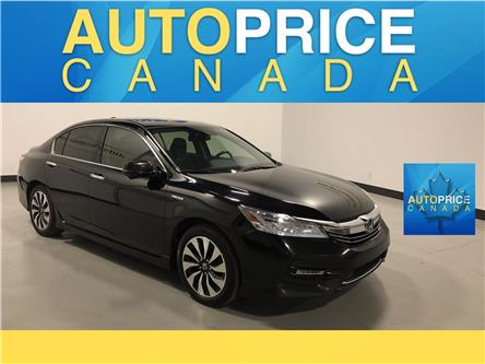 2017 Honda Accord Hybrid Touring (Stk: W2015) in Mississauga - Image 1 of 27