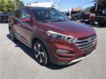 2017 Hyundai Tucson SE (Stk: 20130B) in Cornwall - Image 1 of 27