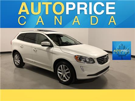 2017 Volvo XC60 T5 Drive-E Premier (Stk: W2034) in Mississauga - Image 1 of 25