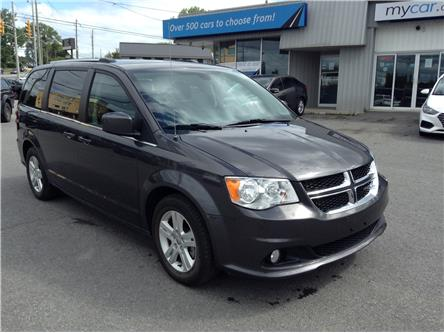 2019 Dodge Grand Caravan Crew (Stk: 200872) in Kingston - Image 1 of 25