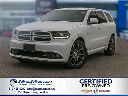 2016 Dodge Durango R/T (Stk: 91253B) in London - Image 1 of 10