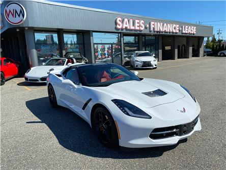 2015 Chevrolet Corvette Stingray (Stk: 15-123915) in Abbotsford - Image 1 of 14