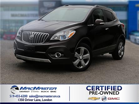 2014 Buick Encore Convenience (Stk: 205123A) in London - Image 1 of 10