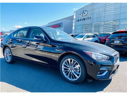 2018 Infiniti Q50 3.0t LUXE (Stk: H8126) in Thornhill - Image 1 of 3