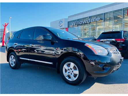 2013 Nissan Rogue S (Stk: C35480A) in Thornhill - Image 1 of 16