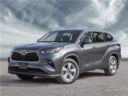 2020 Toyota Highlander Hybrid LE (Stk: 20HH899) in Georgetown - Image 1 of 23
