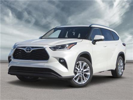 2020 Toyota Highlander Limited (Stk: 20HG908) in Georgetown - Image 1 of 10