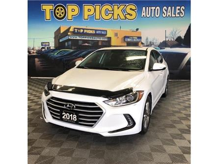 2018 Hyundai Elantra GL SE (Stk: 674876) in NORTH BAY - Image 1 of 25