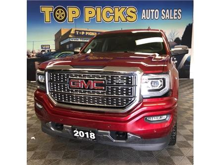 2018 GMC Sierra 1500 Denali (Stk: 302093) in NORTH BAY - Image 1 of 28