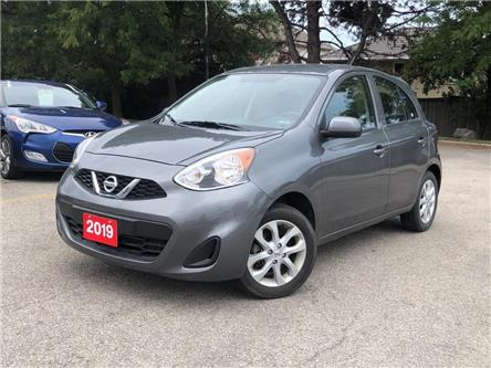 2019 Nissan Micra S |BACKUP CAM |BLUETOOTH |AUTOMATIC (Stk: 5729) in Stoney Creek - Image 1 of 18
