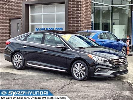 2016 Hyundai Sonata Sport Tech (Stk: H5964) in Toronto - Image 1 of 30