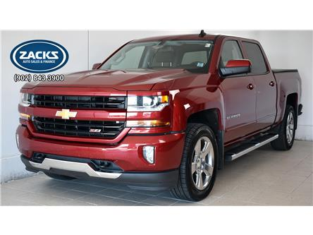 2018 Chevrolet Silverado 1500  (Stk: 11395) in Truro - Image 1 of 30