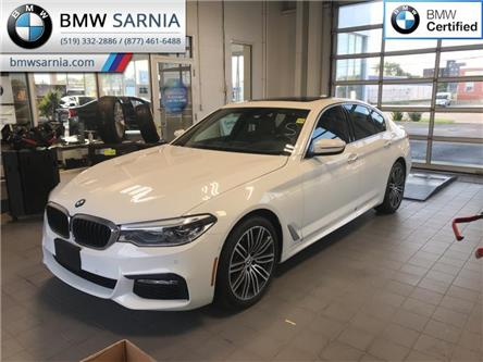 2018 BMW 530i xDrive (Stk: BU752) in Sarnia - Image 1 of 10