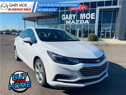 2016 Chevrolet Cruze Premier Auto (Stk: 20-3793A) in Lethbridge - Image 1 of 28